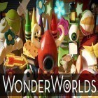 Med den aktuella spel Save the pencil för iPhone, iPad eller iPod ladda ner gratis Wonder worlds.