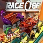 Med den aktuella spel Castle storm: Free to siege för iPhone, iPad eller iPod ladda ner gratis Hot wheels: Race off.