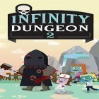 Med den aktuella spel Drop The Chicken för iPhone, iPad eller iPod ladda ner gratis Infinity dungeon 2.