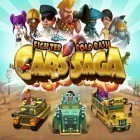 Med den aktuella spel Galaxy trucker för iPhone, iPad eller iPod ladda ner gratis Cars Saga: Fighter Road Rash.