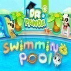 Med den aktuella spel Lord of the Rings Middle-Earth Defense för iPhone, iPad eller iPod ladda ner gratis Dr. Panda's swimming pool.