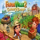 Med den aktuella spel Eggs catcher för iPhone, iPad eller iPod ladda ner gratis Farmville 2: Country escape.