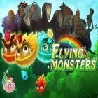 Med den aktuella spel Snowboard party för iPhone, iPad eller iPod ladda ner gratis Flying monsters.