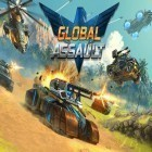 Med den aktuella spel Gravity badgers för iPhone, iPad eller iPod ladda ner gratis Global assault.