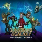 Med den aktuella spel Wooble för iPhone, iPad eller iPod ladda ner gratis Guardians of the Galaxy: The universal weapon.
