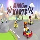 Med den aktuella spel Sucker's Punch för iPhone, iPad eller iPod ladda ner gratis King of karts: 3D racing fun.