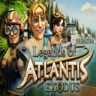Med den aktuella spel Shopping mogul för iPhone, iPad eller iPod ladda ner gratis Legends of Atlantis: Exodus premium.