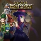 Med den aktuella spel Motordrive city för iPhone, iPad eller iPod ladda ner gratis Magical tower defense.