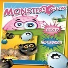 Med den aktuella spel Plants vs. Zombies för iPhone, iPad eller iPod ladda ner gratis Monsters Love Gum: Pocket Edition.