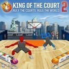 Med den aktuella spel Flick Fishing för iPhone, iPad eller iPod ladda ner gratis NBA: King of the Court 2.