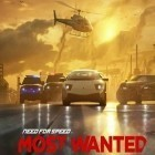 Ladda det bästa spel till iPhone, iPad gratis: Need for Speed:  Most Wanted.