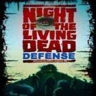 Med den aktuella spel Zombie highway 2 för iPhone, iPad eller iPod ladda ner gratis Night of the Living Dead Defense.