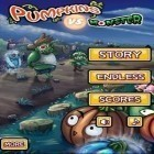Med den aktuella spel Let's Golf! 2 för iPhone, iPad eller iPod ladda ner gratis Pumpkins vs. Monsters.