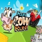 Med den aktuella spel Hit and knock down för iPhone, iPad eller iPod ladda ner gratis Run Cow Run.