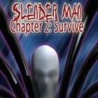 Med den aktuella spel The revenge of the asylum för iPhone, iPad eller iPod ladda ner gratis Slender Man Chapter 2: Survive.