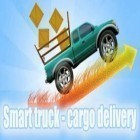 Med den aktuella spel Cartoon driving för iPhone, iPad eller iPod ladda ner gratis Smart truck - cargo delivery.