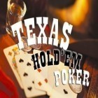 Med den aktuella spel Hit and knock down för iPhone, iPad eller iPod ladda ner gratis Texas Holdem Poker.