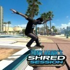 Med den aktuella spel Call of Duty World at War Zombies II för iPhone, iPad eller iPod ladda ner gratis Tony Hawk's: Shred session.