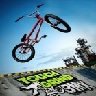 Med den aktuella spel World of warriors för iPhone, iPad eller iPod ladda ner gratis Touchgrind BMX.