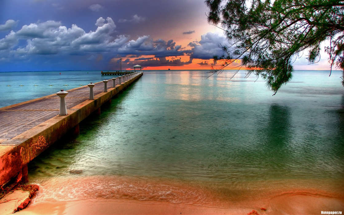 Landscape, Water, Sea, Art photo