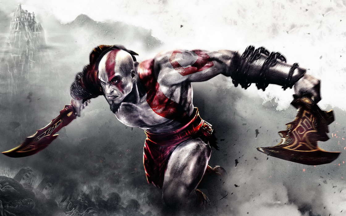 Games, God of War