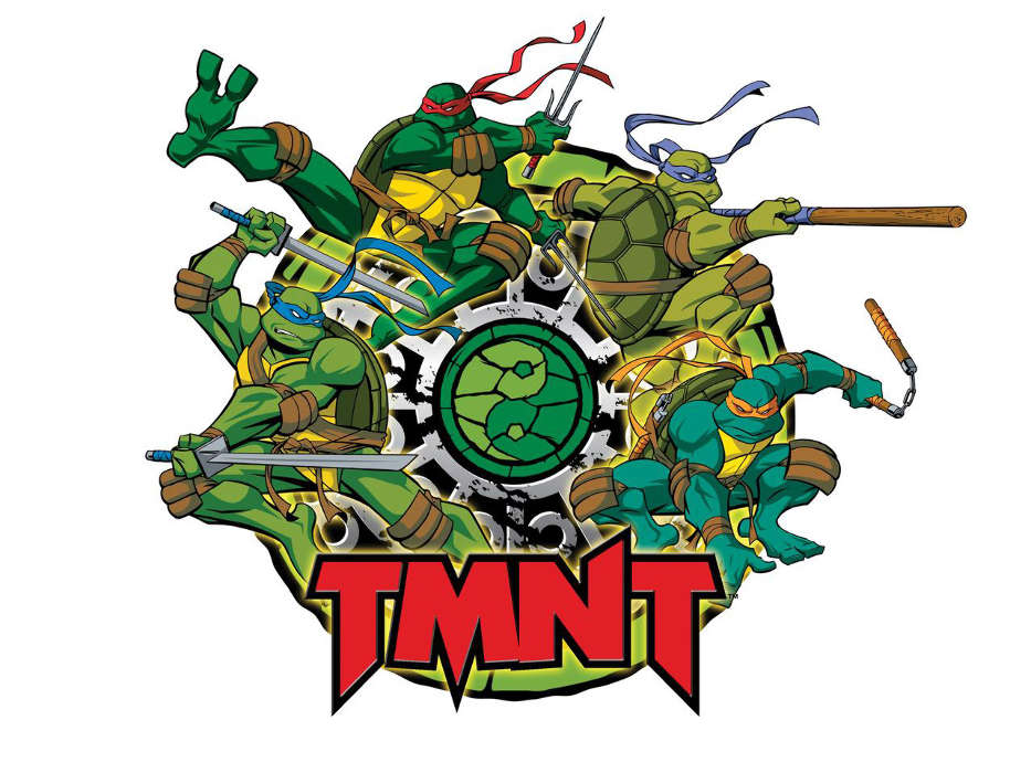 Cartoon, TMNT