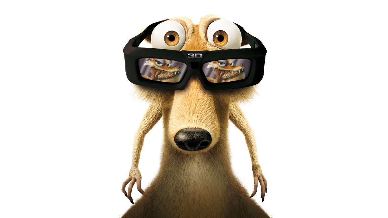 Humor, Cartoon, Scrat, Ice Age