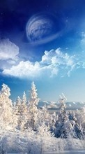 Art photo,Landscape,Winter