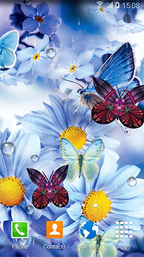 Butterfly by Live Wallpapers 3D