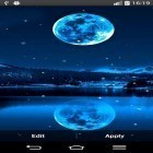 Förutom levande bakgrundsbild till Android Twilight mirror ström, ladda ner gratis live wallpaper APK Moonlight by Top live wallpapers andra.
