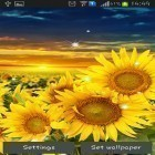 Förutom levande bakgrundsbild till Android Despicable me 2 ström, ladda ner gratis live wallpaper APK Sunflower by Creative factory wallpapers andra.